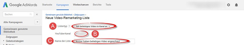 youtube-video-remarketing-beispielliste1