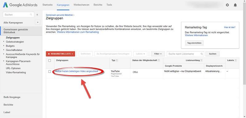 youtube-video-remarketing-neue-liste-vorschau