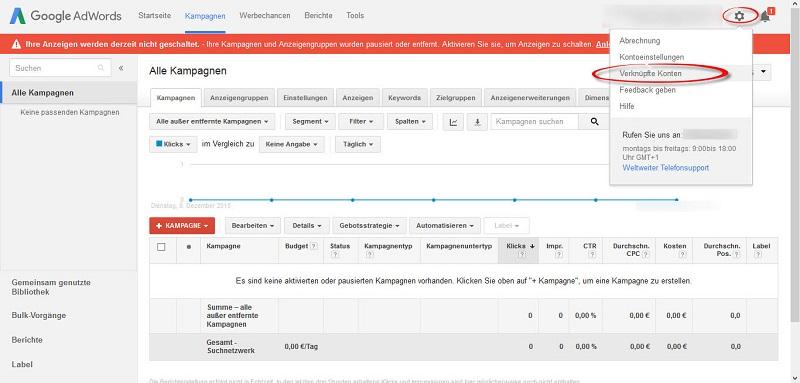 Google_AdWords_Kampagnenuebersicht_Zahnrad