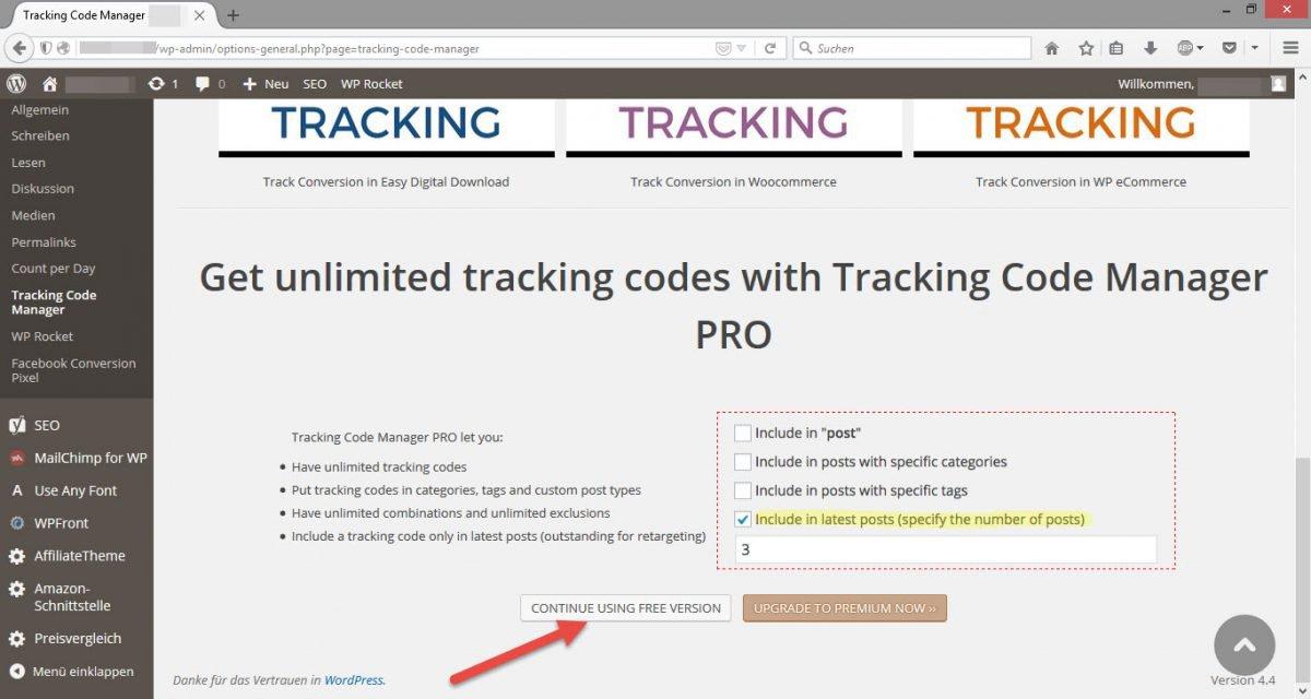 4_Tracking_Code_aktivieren